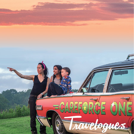 Studio REV- premieres CareForce One Travelogues at Brooklyn Museum and Pérez Art Museum Miami