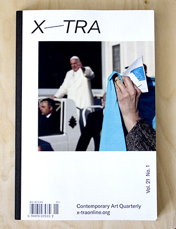 X-TRA: new issue, new look